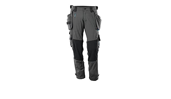 Dark Anthracite 76C56 Mascot 17031-311-18-76C56 Trousers Safety Pants