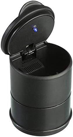 ACAMPTAR LEDライトおよびふた付き灰皿、カップ用ホルダー