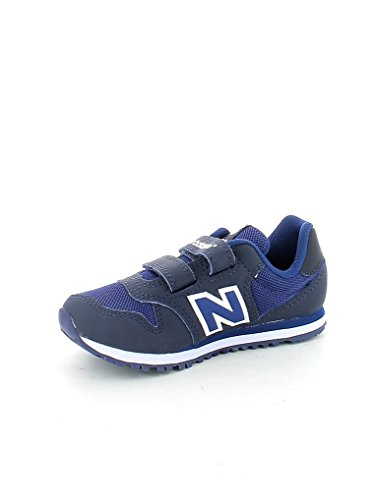 Zapatillas deporte de Niño y Niña NEW BALANCE KV500BBY MARINO turquesa