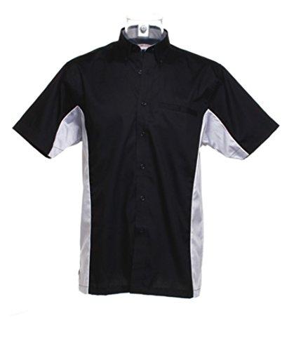 Gamegear - Camisas - para mujer Black/ Silver/ White