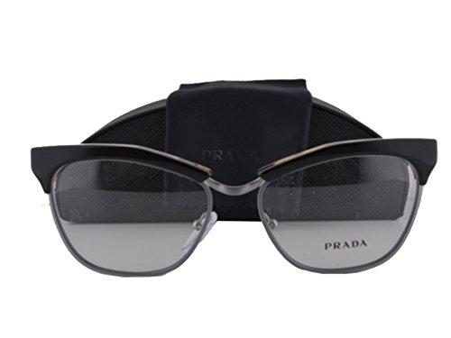Prada PR 14SV Eyeglasses 53-16-140 Top Black Medium Havana NAI-1O1 PR14SV For - Lopez 2017 Glasses Jennifer