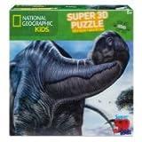National Geographic 3D Lenticular Argentinosaurus Dinosaur Puzzle 150 pieces