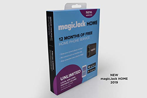 - magicJackGo, a Portable Home, Business and On-The-Go Digital phone Service that Allows You to Make Unlimited Local & Long Distance Calls to the U. S. and Canada. NO Monthly Bill.