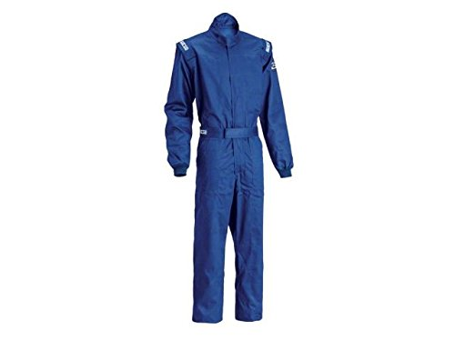 Sparco 001051D1SAZ Suit Driver Sml Blue