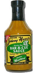 UPC 074435000096, Johnny Harris Carolina Style Mustard Sauce - 12 oz