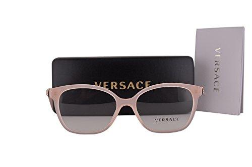 Versace VE3235B Eyeglasses 52-16-140 Light Pink w/Demo Clear Lens 5224 VE - Versace Glasses Pink