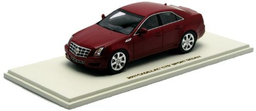 2011 2011 2011 Cadillac CTS Sport Sedan Crystal ROT (japan import) fca064