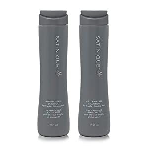 Amway Satinique Hairfall Control Shampoo – 250 ml (Pack Of 2)(500 ml)