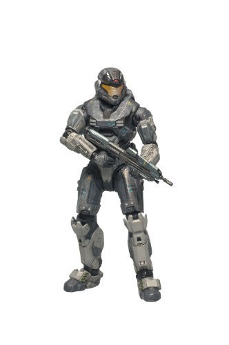 McFarlane Toys Halo Reach Series 1 Noble Six Action Figure by McFarlane Toys