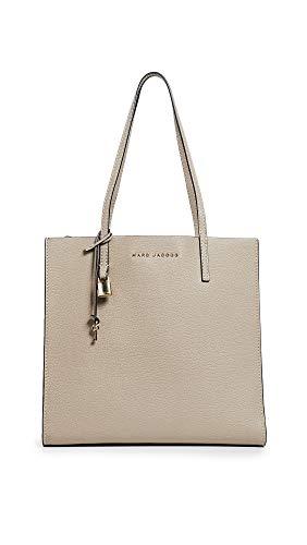 Amazon.com  Marc Jacobs Women s The Grind Shopper Tote Bag, Black Gold, One  Size  Shoes 6700f211d00b