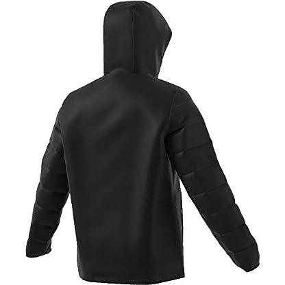 adidas Herren JKT18 WINT JKT Sport Jacket, Black/White, M 3