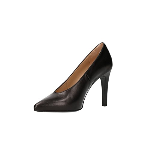 Vestir De Giardini Mujer Zapatos Para Nero A806830de Negro Zq47acFI1