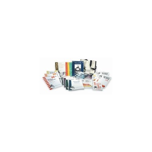 - Wilson Reading System Deluxe Set (Complete Kit)