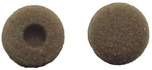Large Bell Tip - Plantronics PL-29955-06 Large Bell Tip Cushions - 1 Pair