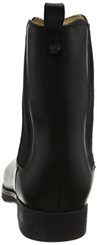 Sebago Damen Nashoba Chelsea Boots Schwarz (Black Leather)