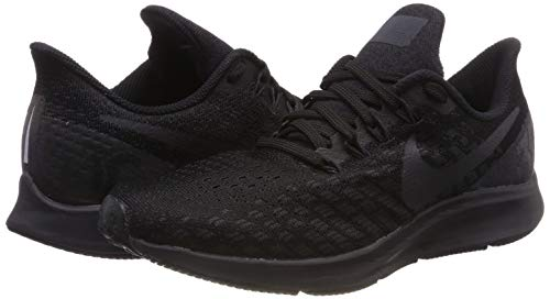 Nike Men's Air Zoom Pegasus 35 Running Shoe Black/White/Oil Grey 6.5 M US by Nike (Image #5)