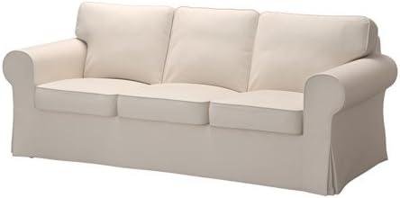 Amazon.com: IKEA sofá, lofallet Beige 18204.8298.230 ...