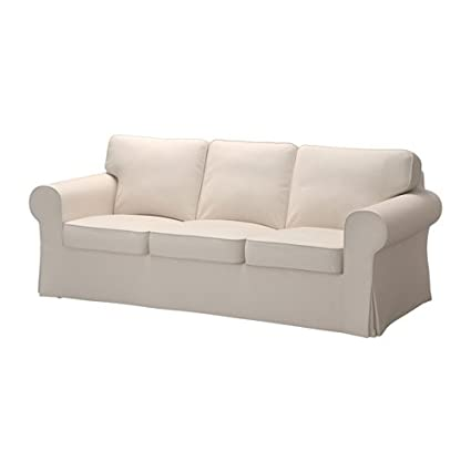 Amazon.com: Ikea Big Sofa, Lofallet beige 18204.8298.230 ...