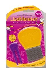 LiceMeister Comb, 1 Count Each (Pack of 3)