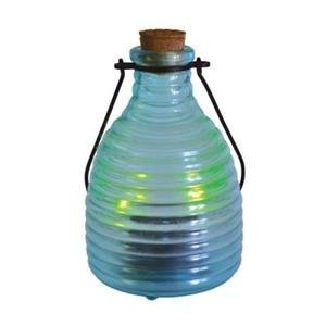 Yellow Solar Sun Jar Lamp - 6