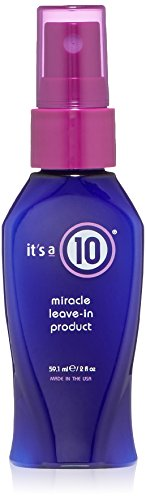 It's a 10 Haircare Miracle Leave-In Product, 2 fl. oz.