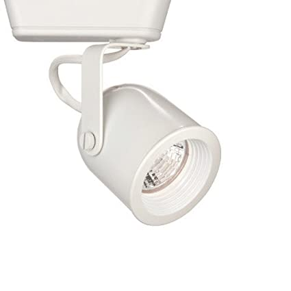 amazon com wac lighting hht 808 wt h series low voltage track head