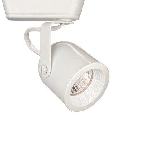WAC Lighting JHT-808-WT J Series Low Voltage Track Head, 50W - Head Monorail Kit