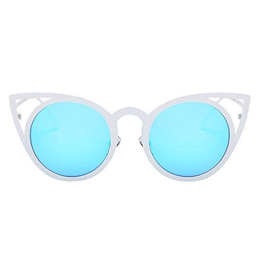 Mujer Sol de Gafas Moda Squar Gafas de Baratas Grandes Logobeing Classic B Sol Hombre Sunglass qExtUFcnq