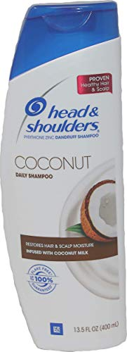 Head & Shoulders Coconut Shampoo, 13.5 Fl Oz