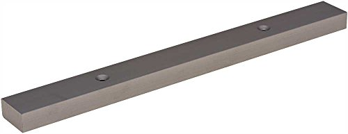 Schlage Electronics 4904F Filler Plate for M490 Maximum-Security Electromagnetic Lock, 1-1/4'' W x 1/2'' H x 10-1/2'' L, Satin Aluminum Finish by Schlage Lock Company