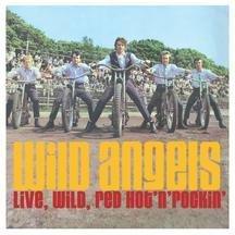 Live Wild Red Hot N Rockin