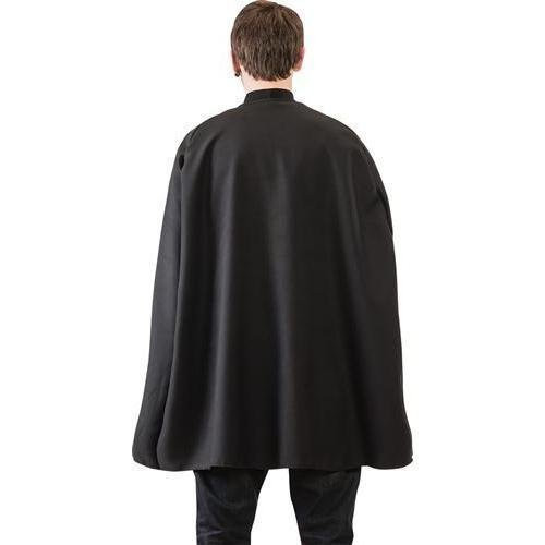 Black Superhero Cape (One Size Fits All) -
