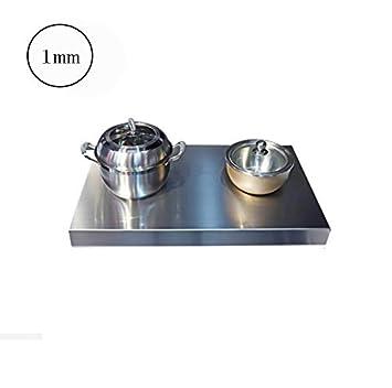 Soporte de Cocina de inducción de Acero Inoxidable/Cubierta de la Estufa/ Estufa de