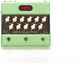 product image for Carvin Amplifiers VLD1 Steve Vai Legacy Drive Tube Preamp Guitar Pedal