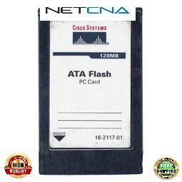 MEM-RSP8-FLD128M 128MB Cisco 7500 Series RSP8 Approved Flash Disk 100% Compatible memory by NETCNA USA