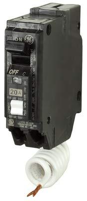 GE THQL1115AF2 1P 15A 120VAC PLUG IN AFCI COMBO