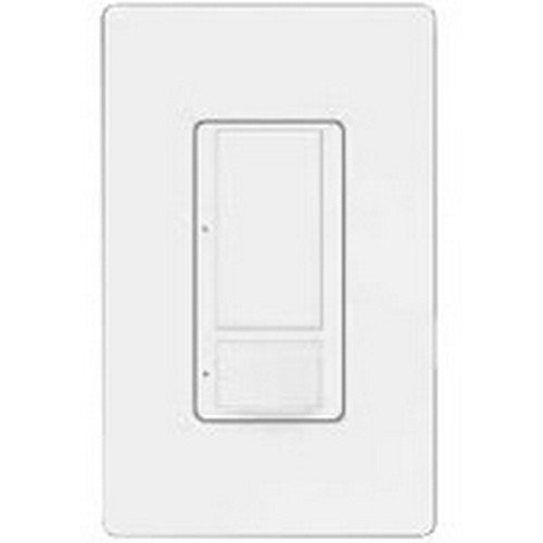 - Lutron MS-OPS2H-WH White Occupancy Sensor Switch