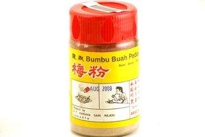 Bumbu Buah Pedas (Fruit Seasoning Salt - Spicy) - 5.2oz (Pack of 1)