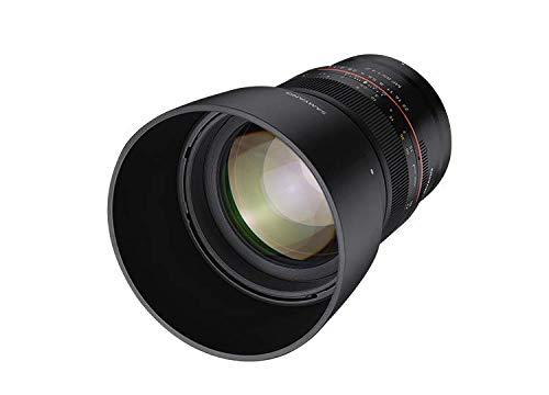 Samyang MF 85mm F1.4 Telephoto Lens for Z Mount Mirrorless Camera