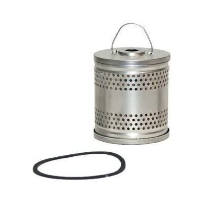 WIX Filters - 51010 Heavy Duty Cartridge Fuel Metal Canister, Pack of 1: Automotive