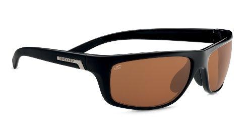 Serengeti Sport Assisi Sunglasses, Polar PhD Drivers, Shiny Satin (Phd Drivers)