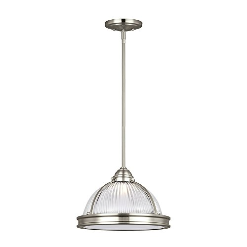 Ribbed Pendant Light in US - 7