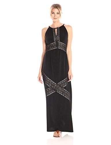 Trim Matte Jersey Dress - 2