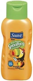 Suave Kids Orange Mango Smoothers 2 in 1 Shampoo - 12 (Hair Smoothers 2in 1 Shampoo)