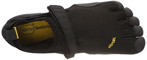 Vibram Fivefingers KSO Water Shoes (Black/black, 42 M) - M148 by Vibram (Image #8)