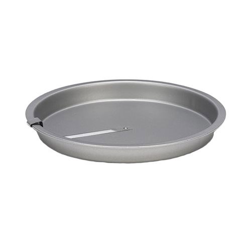 Patisse Nonstick Silver Top Easy Out Tin with Cutter, Silver Grey (8 Cake Pan With Cutter compare prices)