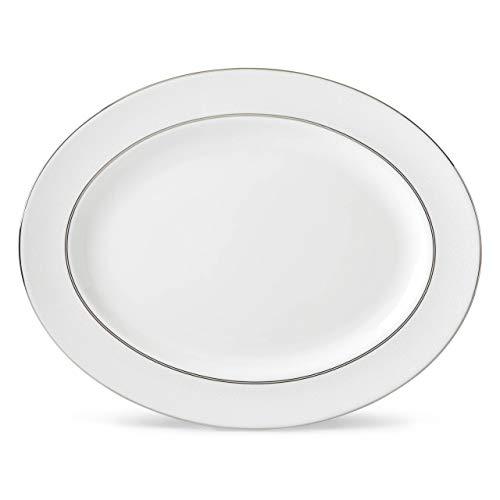 kate spade New York 866417 Cypress Point Oval Platter
