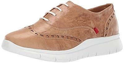 MARC JOSEPH NEW YORK Womens Leather Greene St. Extra Lightweight Sneaker Loafer