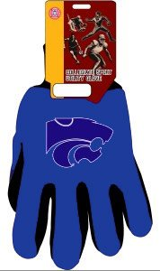 Kansas State Two-Tone Gloves - College Station Mall