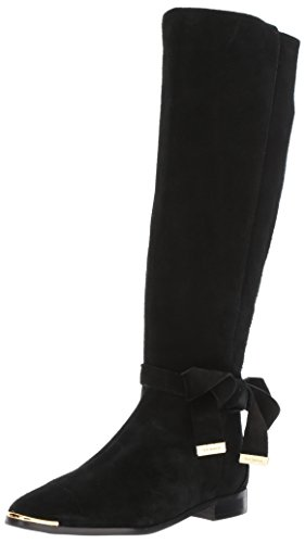 Ted Boot Alrami Women's Black Baker High Knee qwr4nqaZX